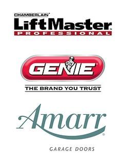 brands used by Discount Door Service for Garage Door Repairs and Replacement