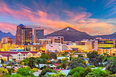 Discount Door Company services the southern Arizona area around Tucson with repairs, maintenance and installation services